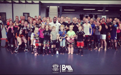 SEMINAR AT SENTO MODO SPORTS WAS A HUGE SUCCES